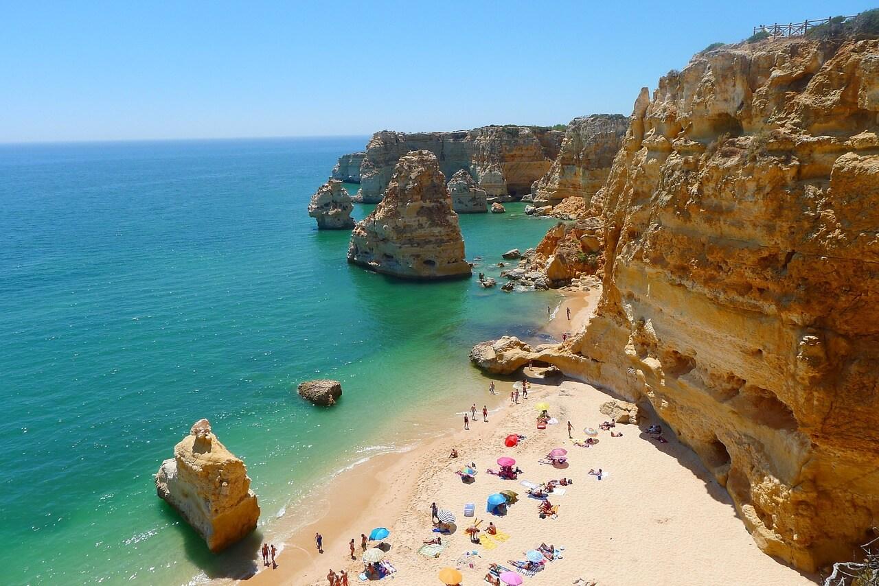 Le spiagge in Algarve