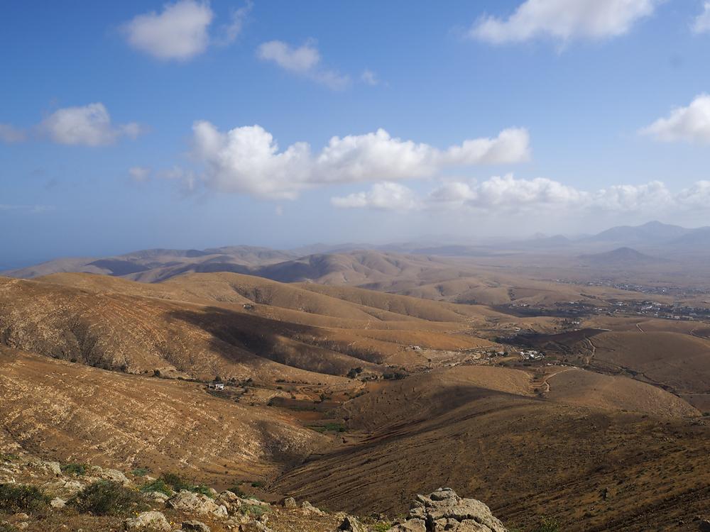 Fuerteventura entroterra
