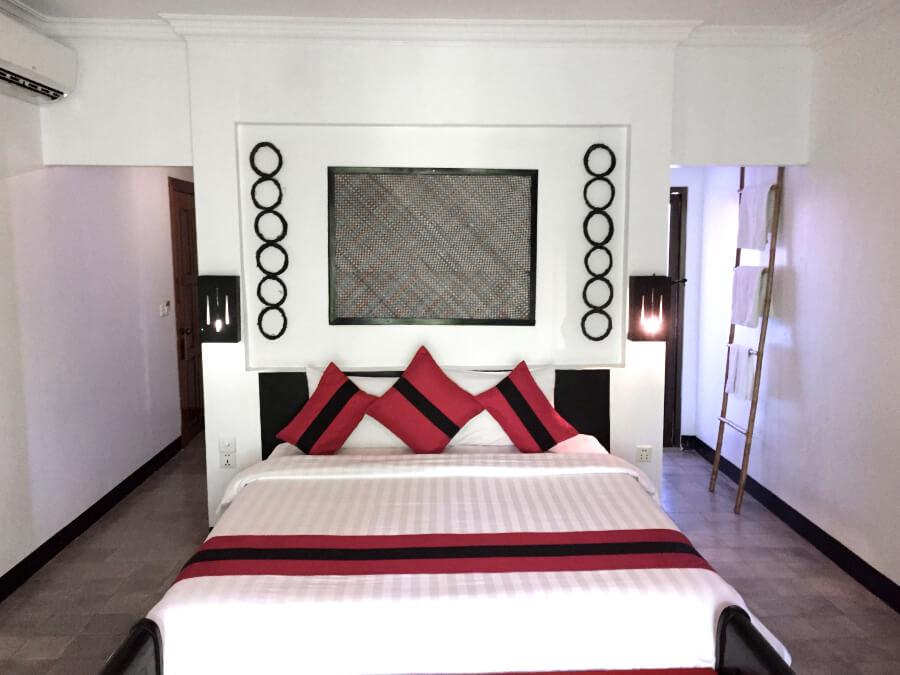 La nostra camera in stile khmer