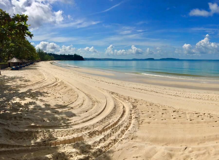 Sohka Beach a Sihanoukville