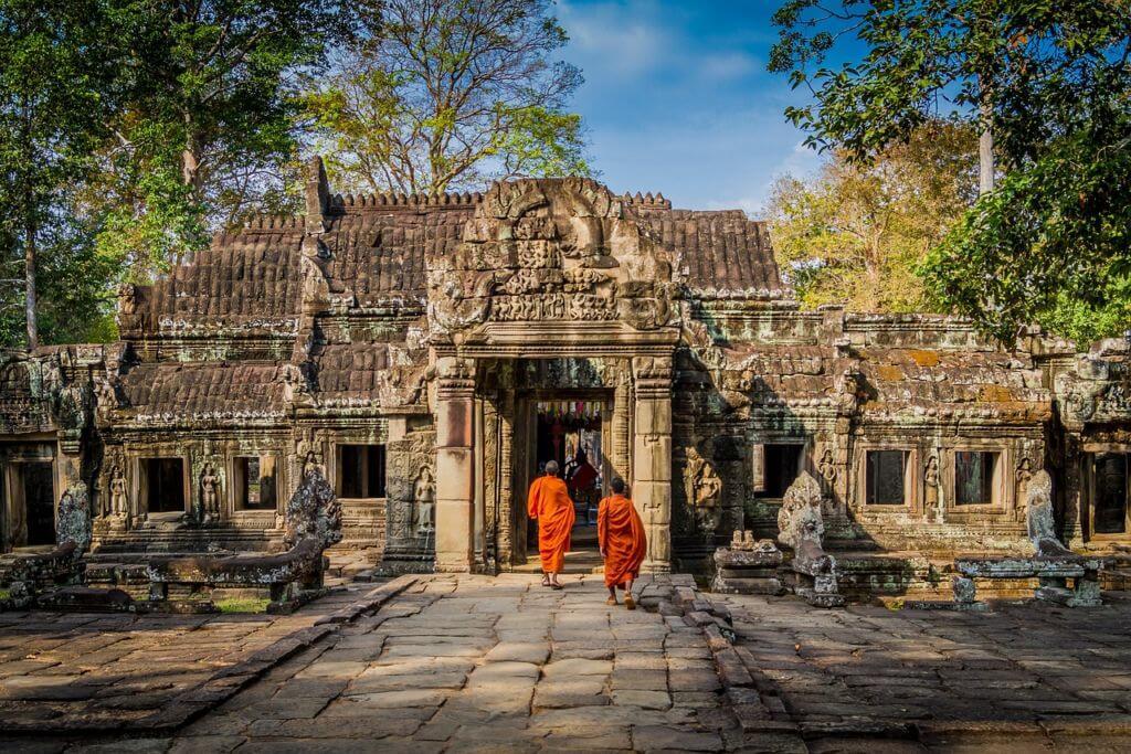 Cambogia: 5 tappe impedibili da Angkor al mare