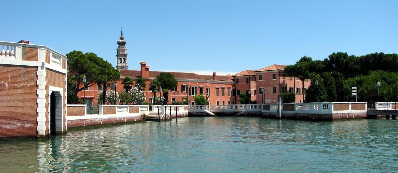 San Lazzoro degli Armeni a Venezia
