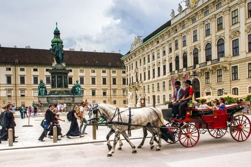 Palazzo Imperiale di Vienna