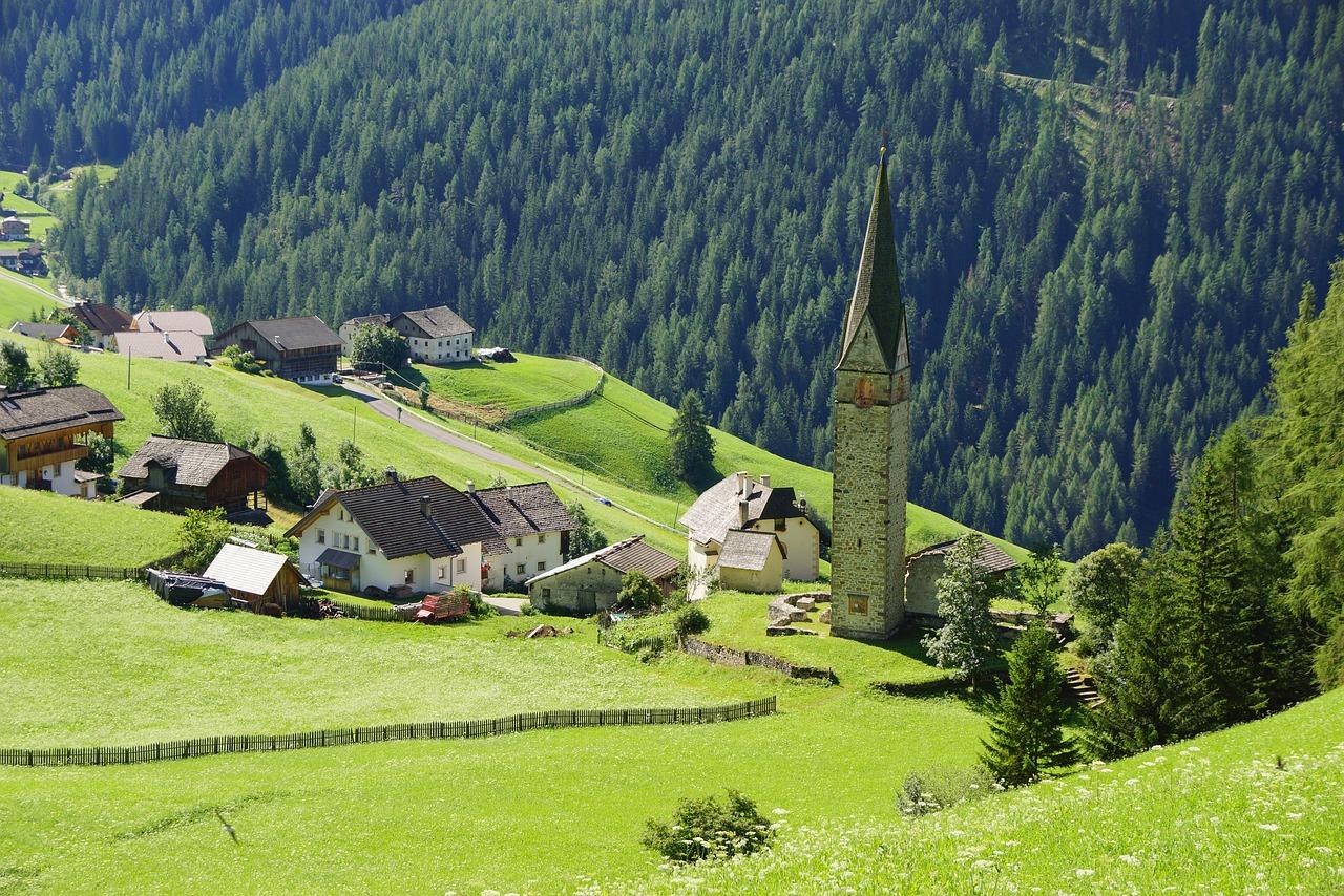Val Badia Trentino Alto Adige