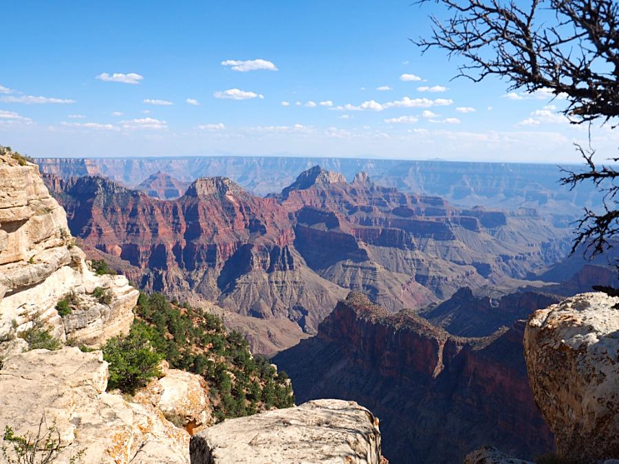 Grand Canyon North Rim perchè andarci