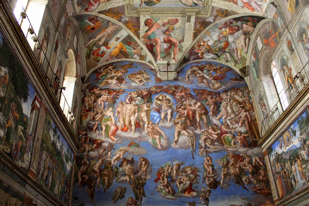 Cappella Sistina come visitarla
