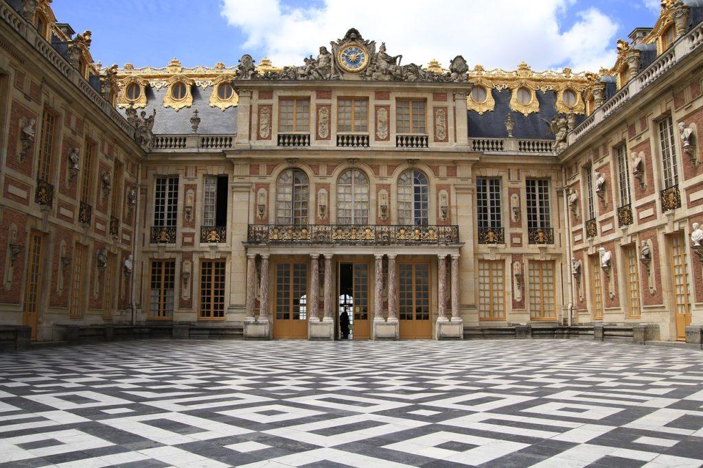 Il palazzo di Versailles