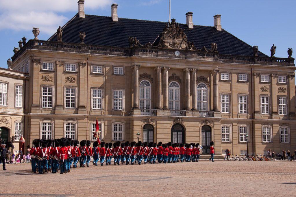 Palazzo Reale di Copenaghen